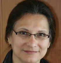 Salwa Mikadi; Foto: Irmgard Berner
