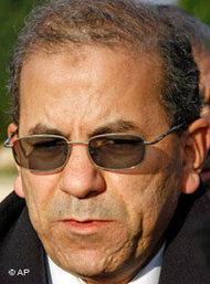 Mohammed Moussaoui; Foto: dpa