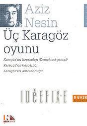 Buchcover Aziz Nesin