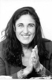 Emine Sevgi Özdamar; Foto: &copy © Helga Kneidl, Quelle: www.bosch-stiftung.de