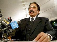 Iftikhar Chaudhry; Foto: AP