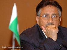 Pervez Musharraf; Foto: dpa