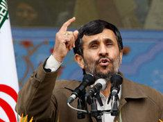 Mahmud Ahmadinedschad; Foto: AP