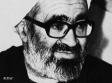 Großayatollah Montazeri in den 1980er Jahren; Foto: DW