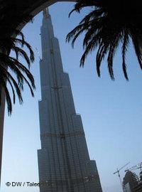 Dubai Borj; Foto: DW