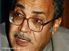 Hassan Hanafi; Foto: Mohamed Masad/DW