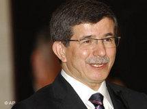 Ahmet Davutoglu; Foto: AP