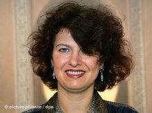 Claudia Ott; Foto: dpa