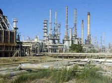 Ölförderung bei Mossul; Foto: AP