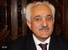 Afghanistans Außenminister Rangin Dadfar Spanta; Foto: AP