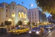 Das Stadttheater von Tunis; Foto: &copy tunisinfo