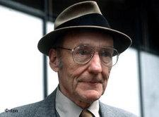 William S. Burroughs; Foto: dpa