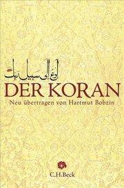 Buchcover 'Der Koran' von Hartmut Bobzin; Foto: Beck-Verlag
