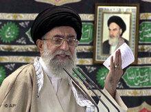 Ayatollah Ali Khamenei; Foto: AP