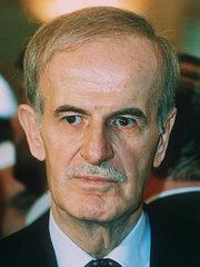 Hafiz al-Assad; Foto: AP