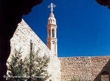 Kloster Mor Gabriel; Foto: dpa
