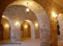 Das syrisch-orthodoxe Kloster Mor Gabriel; Foto: &copy www.morgabriel.org