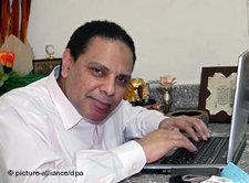 Alaa al-Aswany; Foto: dpa