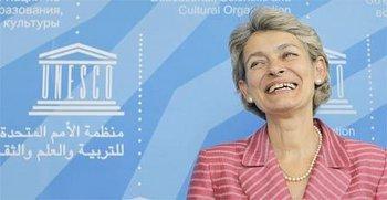 Die neue Unesco-Generaldirektorin Irina Bokova; Foto: AP