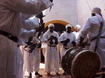 Trance ceremony in Essaouira (photo: Andreas Kirchgäßner)