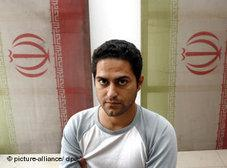 Mahmoud Bakhshi-Moakhar; Foto: dpa