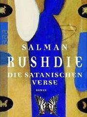 Die satanischen Verse von Salman Rushdie; Buchcover