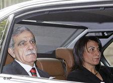 Ahmet Türk; Foto: AP