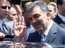 Abdullah Gül; Foto: AP