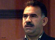 PKK-Chef Abdullah Öcalan; Foto: AP