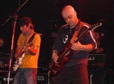 Rockband O-Hum; Foto: Shahram Ahadi/DW