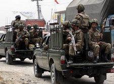 Militäroffensive der pakistanischen Armee im Swat-Tal; Foto: AP