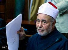 Großscheich Mohammed Sayed al-Tantawi; Foto: AP