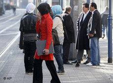 Musliminnen in Deutschland; Foto: AP
