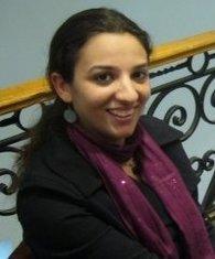 Die junge Autorin Samar Ali Foto: Susanne Schanda