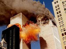 Anschläge vom 11. September; Foto: AP