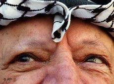 Jassir Arafat; Foto: AP