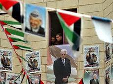 Palästinenserpräsident Mahmoud Abbas; Foto: AP