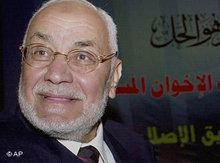 Mohammed Mahdi Akef; Foto: AP
