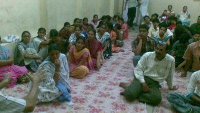 Seminar des Zentrums für die Studien der Gesellschaft und des Säkularismus in Udaipur, Rajastan; Foto: CSSS
