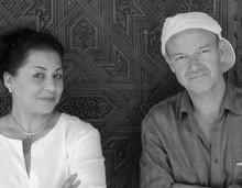 Amina Alaoui und Jon Balke; Foto: ECM