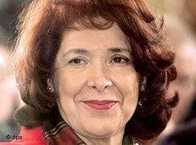 Assia Djébar; Foto: dpa