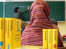Symbolbild Migration und Bildung; Foto: dpa