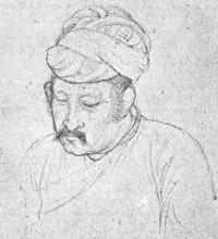 Akbar der Große, ca. 1605; Foto: &copy wikipedia