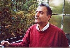 Amir Hassan Cheheltan; Foto: Volker Kaminski