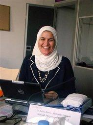 Safaa Asmy; Foto: Gabriele Rubner