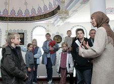 Tag der offenen Moschee in Gelsenkirchen; Foto: AP