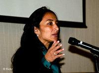 Asra Nomani; Foto: DW