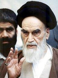 Ayathollah Khomeini; Foto: AP