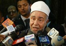 Mohammed Sayed al-Tantawi; Foto: AP