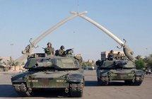 US-Panzer in Bagdad; Foto: Wikipedia
